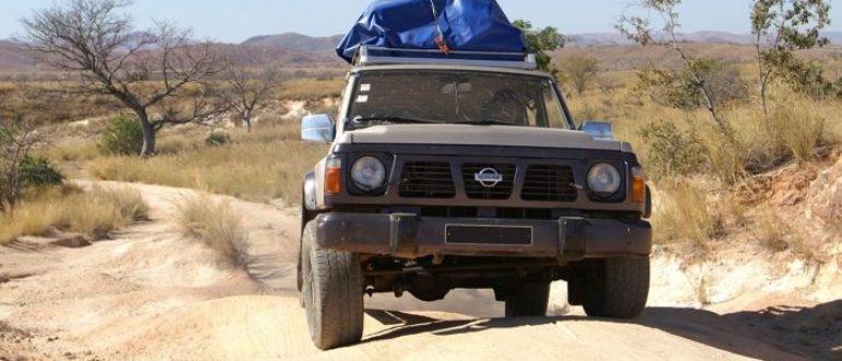 Road trips Rwanda