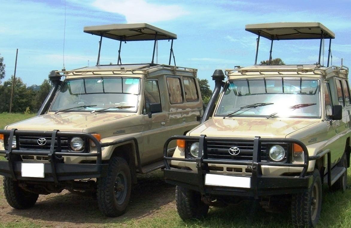 Car Fleet For Hire in Rwanda