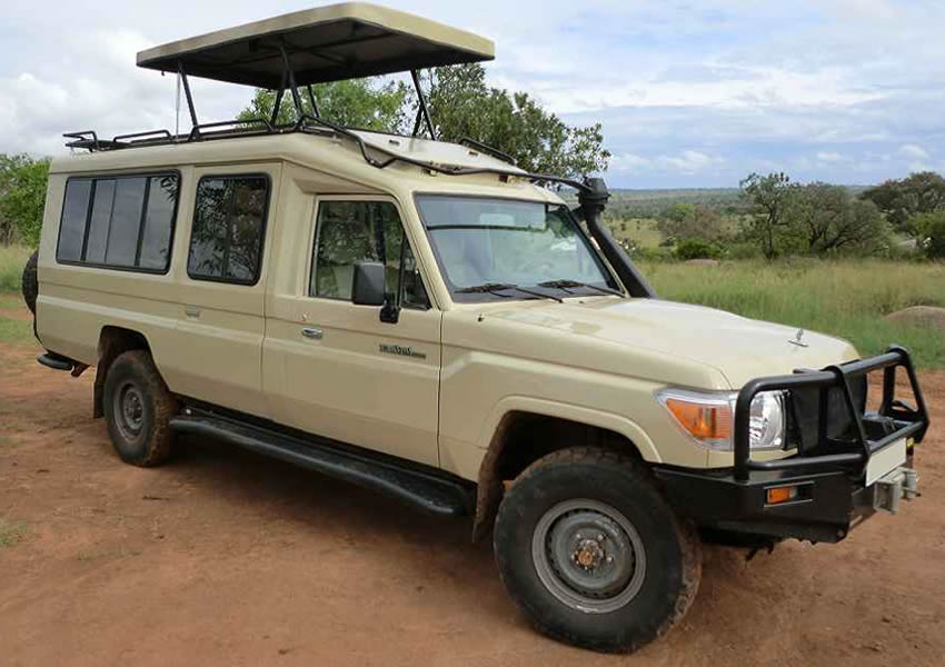 Cars For Hire In Rwanda